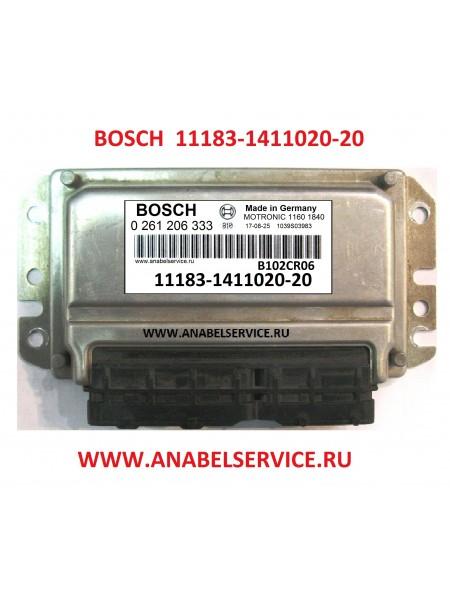 BOSCH  11183-1411020-20