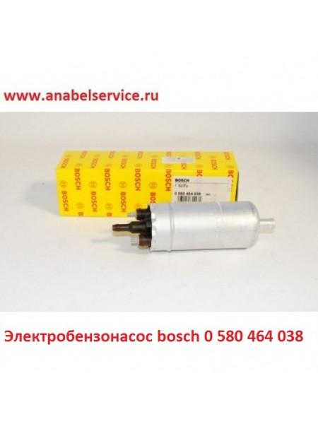 Электробензонасос bosch 0 580 464 038 Оригинал, не китай!