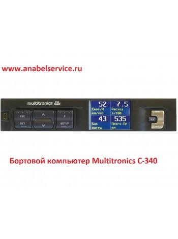 Бортовой компьютер Multitronics C-340